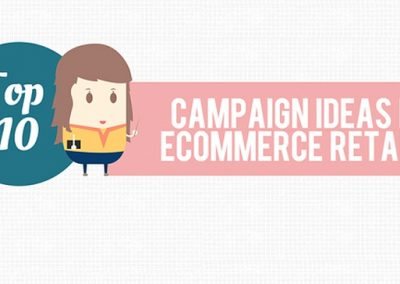 10 Campaign ideas for eCommerce Businesses [Infographic]