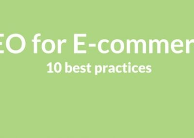10 eCommerce SEO Tips to Generate More Traffic to Your Shop [Infographic]