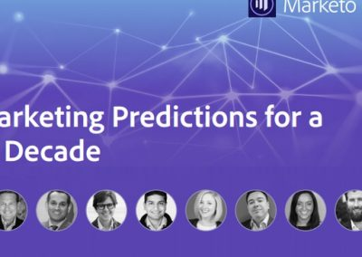 10 Marketing Predictions from Top Experts for the Decade Ahead [Infographic]