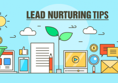 10 must-try lead nurturing tips