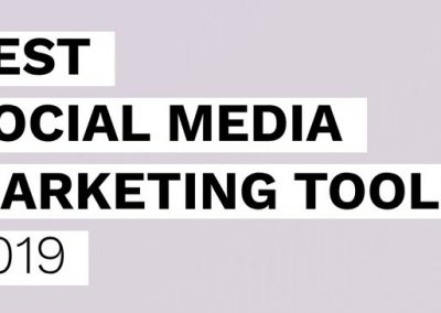 10 of the Best Social Media Marketing Tools for 2019 [Infographic]