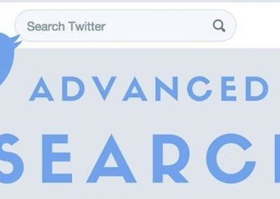 10 Powerful Twitter Advanced Search Features [Infographic]