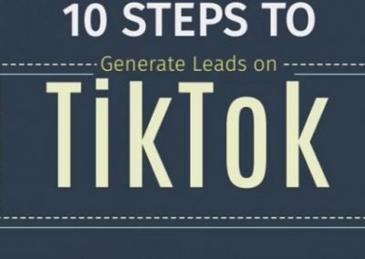 10 Steps to a Successful TikTok Marketing Strategy [Infographic]