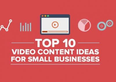 10 Video Content Ideas to Kick-Start Your Video Marketing Strategy [Infographic]