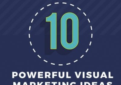 10 Visual Marketing Ideas to Generate Insane Results [Infographic]