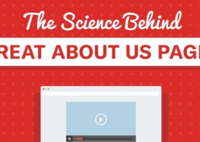 11 Steps to an Amazing About Us Page for Your Business Website [Infographic]