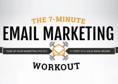 11 Steps to Improve Your Email Marketing That Take Just 7 Minutes [Infographic]