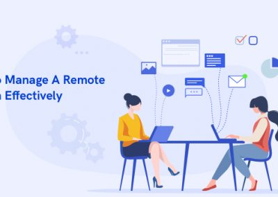 11 Ways to Manage A Remote Sales Team Effectively