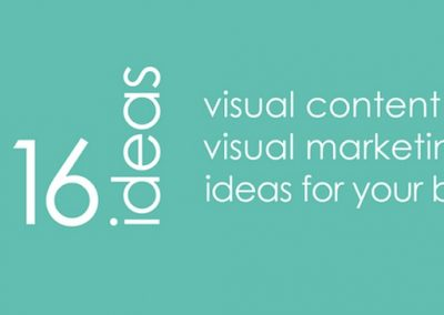 116 Visual Content Ideas for Your Social Media Marketing Strategy [Infographic]