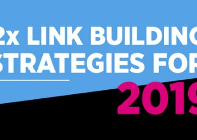 12 Link Building Strategies to Improve Your SEO in 2019 [Infographic]