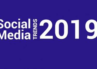 12 Social Media Trends That Will Impact Your Business in 2019 [Infographic]