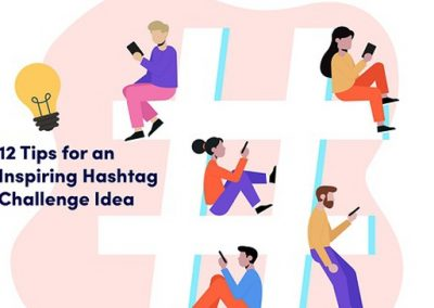 12 Tips for Hashtag Challenge Ideas on TikTok [Infographic]
