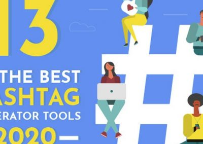 13 Hashtag Generator Tools to Fire-Up Your Social Media Strategy [Infographic]