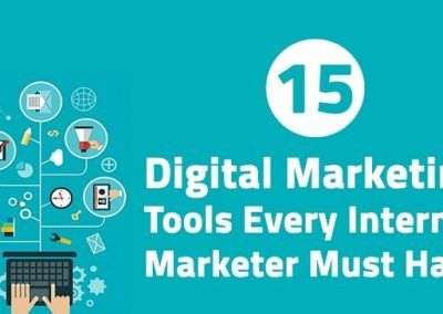15 Digital Marketing Tools to Improve Your Online Presence in 2020 [Infographic]