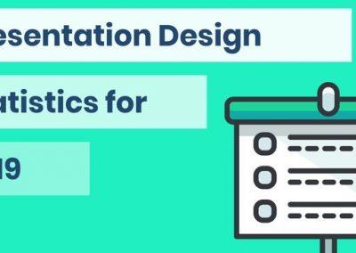 15 Presentation Design Statistics for 2019 [Infographic]