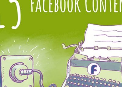 15 Ways to Find Facebook Content Ideas [Infographic]