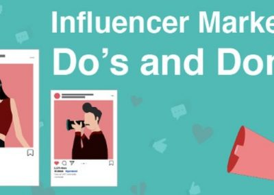 18 Influencer Marketing Dos and Don'ts Businesses Should Follow in 2019 [Infographic]