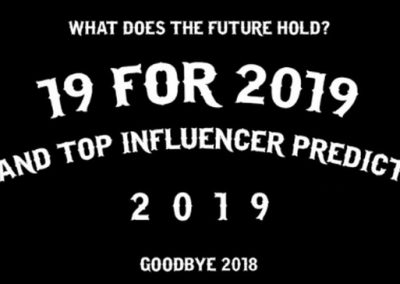 19 Marketing Predictions That Will Affect Your Business in 2019 [Infographic]