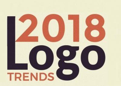 2018 Logo Design Trends [Infographic]
