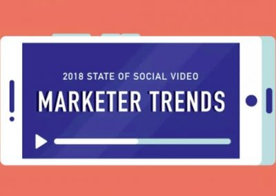 2018 State of Social Video: Consumer and Marketer Trends Report [Infographic]
