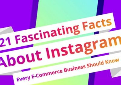 21 Instagram Facts That All eCommerce Businesses Should Know [Infographic]