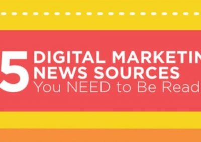 25 Digital Marketing Blogs You Need to Follow [Infographic]