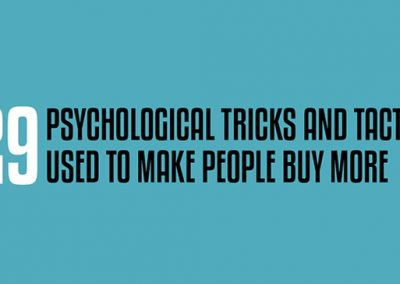 29 Psychological Pricing Tricks for a Powerful Marketing Strategy [Infographic]