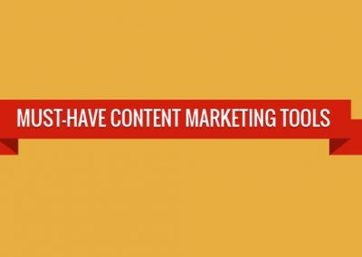 35 Useful Content Marketing Tools for Beginners and Pros [Infographic]