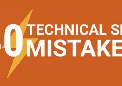 40 Major SEO Mistakes You Must Avoid in 2019 [Infographic]