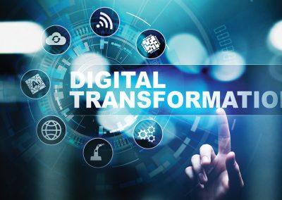 5 Building Blocks for Digital Transformation