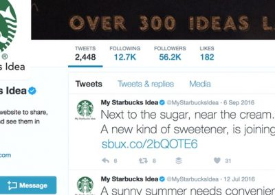 5 Creative Ways Big Brands are Using Twitter to Connect with Their Audiences