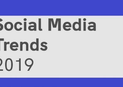 5 Data-Backed Social Media Trends for 2019 [Infographic]