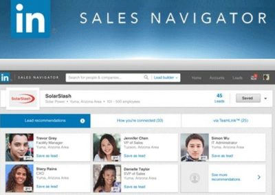 5 Steps to Creating Targeted Content on LinkedIn Using the Sales Navigator