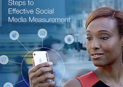 5 Steps to Effectively Measure Your Social Media Marketing Strategy [Infographic]