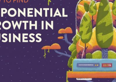 5 Tips for Harnessing Exponential Business Growth [Infographic]