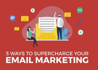 5 Ways to Supercharge Your Email Marketing During the Coronavirus Outbreak [Infographic]
