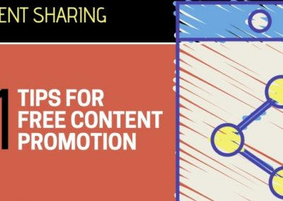 51 Tips for Effective and Free Content Promotion