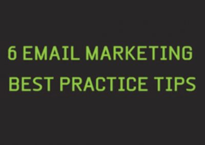 6 Email Marketing Best Practices to Avoid Looking Like a Spammer [Infographic]