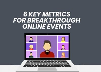 6 Key Metrics to Track to Help Maximize Your Online Events [Infographic]