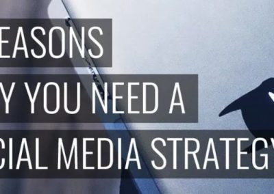 6 Reasons Why You Need a Social Media Strategy