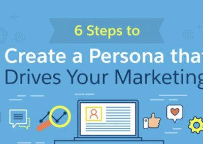 6 Steps to Create a Customer Persona that Drives Your Marketing Strategy [Infographic]