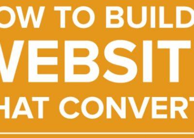 6 Steps to Design, Test & Analyse Your Website for Online Success [Infographic]
