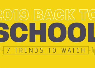 7 Key Trends to Help in Your Back to School Marketing Approach [Infographic]