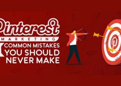 7 Pinterest Marketing Mistakes You Should Avoid [Infographic]