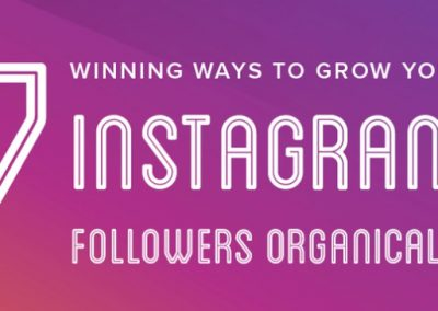 7 Winning Ways to Grow Your Instagram Following [Infographic]