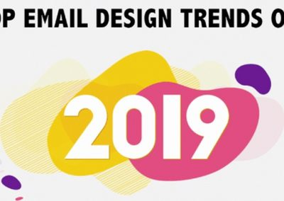 8 Email Design Trends to Guide Your 2019 Email Marketing Strategy [Infographic]