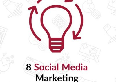 8 Social Media Tactics to Help Your Business Dominate in 2019 [Infographic]