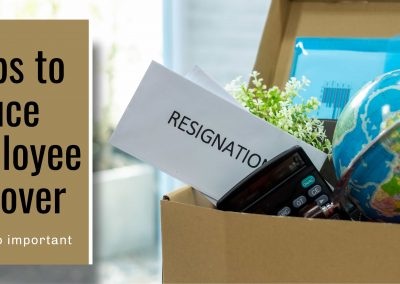 8 tips to reduce employee turnover: Why it's so important