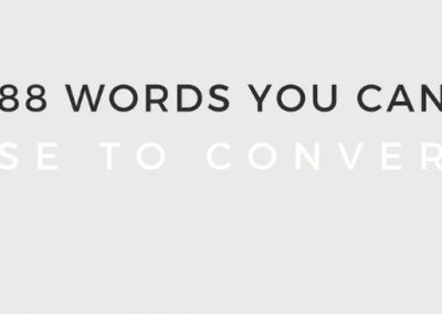 88 Compelling Words and Phrases to Prompt Website Visitors into Action [Infographic]