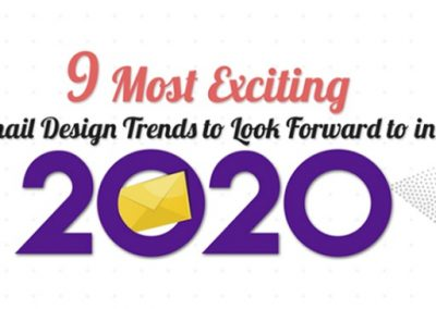 9 Email Design Trends to Improve Your Email Marketing Strategy in 2020 [Infographic]